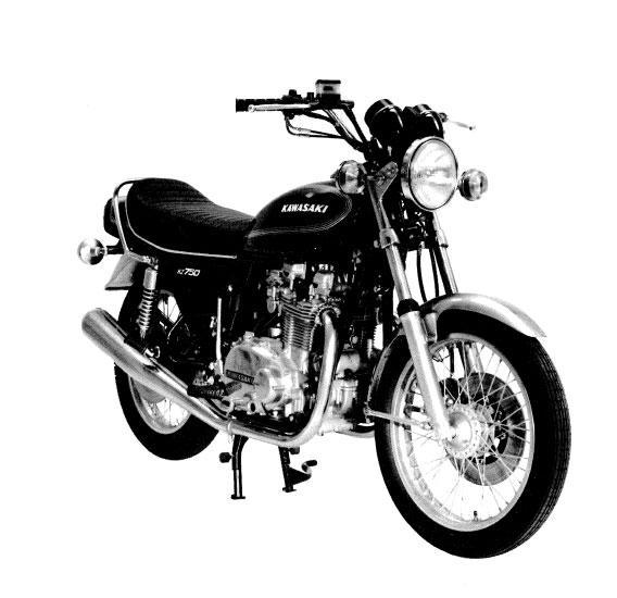 KZ750