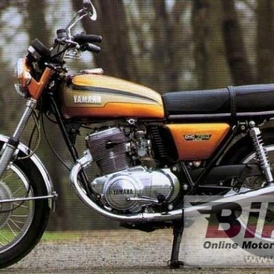 Yamaha 750 tx