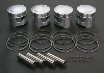Kit pistons complet 903cc et oversize