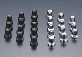 Set complet d'ecrous de culasse