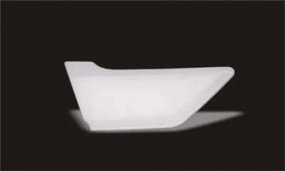 Caches latéraux neutres pour Z1000R-J