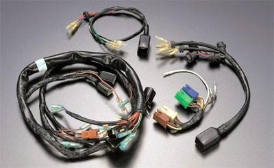 Faisceau électrique complet pour Z1