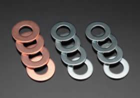 Set de rondelles pour le serrage de la culasse