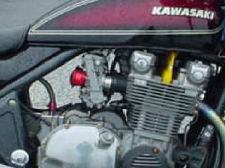 Rampe de carburateurs Kehin FCR pour zephyr