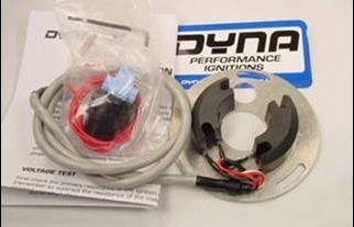 Plateau Dyna-S DS1-2 Honda CB