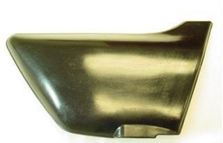 Caches latéraux gel coat pour Z650