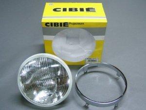 Optique Cibie avec fenêtre pour CB 750