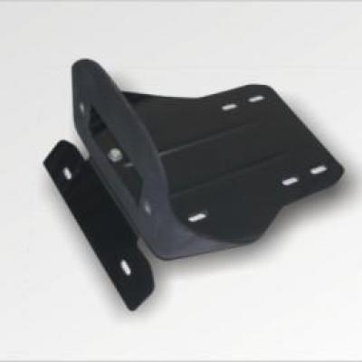 Support de plaque feux KZ 750 pour Zephyr