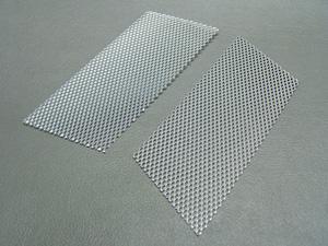 Set de grilles de caches latéraux CB750