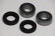 Kit roulements et joints de roue avant YT1