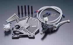 Kit embrayage hydraulique complet Kawasaki