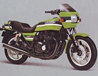 Kit de calcados completo Z1000R