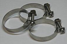 Set de bagues fixations des manchons 500H1, KH500