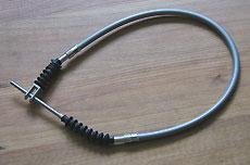 Cable de frein arrière gris pour 500H1