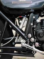 Kit M.C. arrière pour Kawasaki Z1, Z900