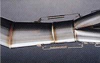 Echappement 4en1 style Marwing