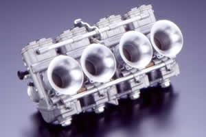 Rampe de carburateurs Mikuni TMR complète pour Zephyr